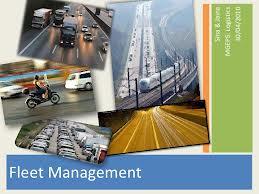 Define on Fleet Management
