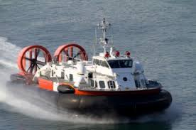 Define on Hovercraft