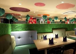 Furnishing Themed Restaurant
