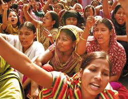 Lecture on Status of Women in Bangladesh