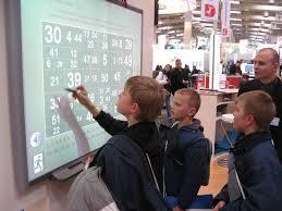 Define on Interactive Whiteboards