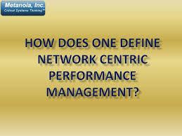 Define on Network Management