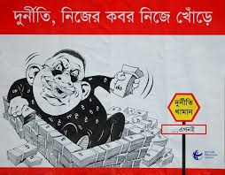 Corruption of Bangladesh