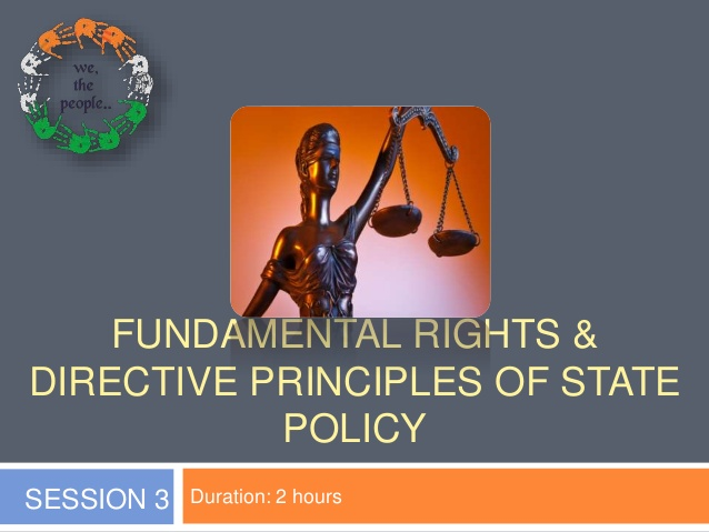 Fundamental Principles Of State Policy Assignment Point