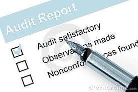 The Audit Report Findings