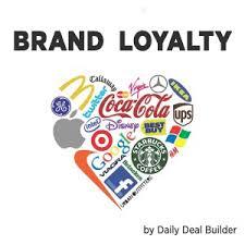 Creating Brand Loyalty