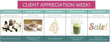 Client Appreciation Celebration