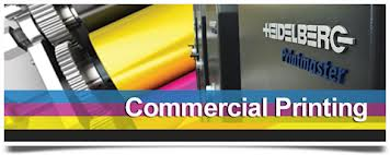 Benefits of Commercial Printing