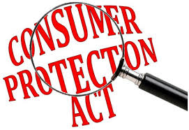 Criminal procedure under the Consumer Rights Protect Act 2009