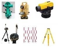 Electronic Surveying Equipment