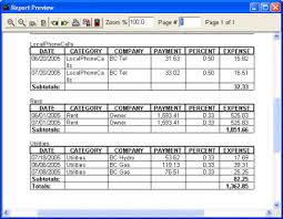 Expense Report Management