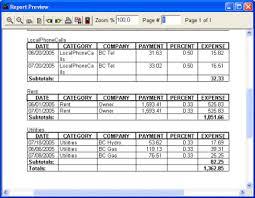 Expense Report Management