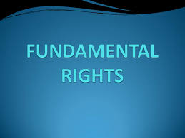 Term of Fundamental Right