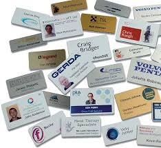 Identification Badges
