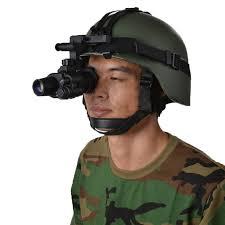 Discuss on Monocular Vision Equipment