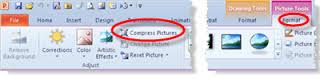 Advantages of PowerPoint Compression