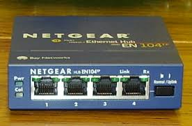 Role of an Ethernet Hub