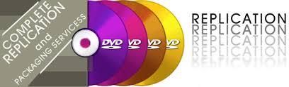 DVD Replication Services