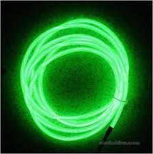 Define on Electroluminescence