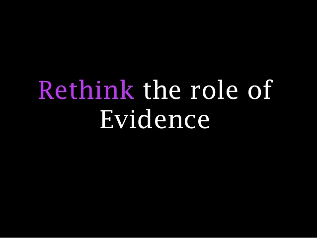 The Role of Evidence in Court