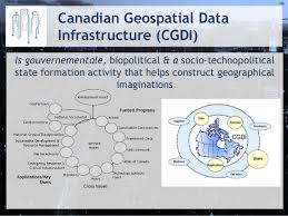 Discuss on Canadian Geospatial Data Infrastructure