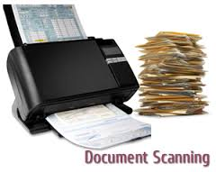 Know about Document Scanning Services
