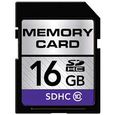 Define on Memory Card