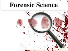Describe on Forensic Science