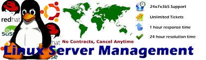 Linux Server Management