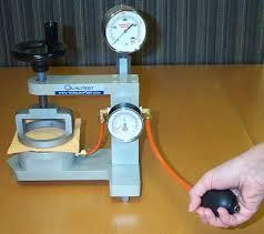 Water Penetration Test
