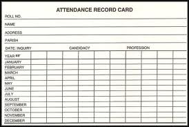 maintain employee attendance record assignment point
