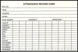 Maintain Employee Attendance Record