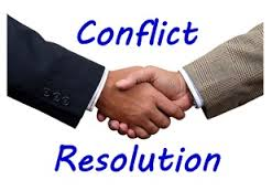 Process to Reach Conflict Resolution