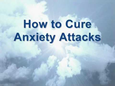 Cure Anxiety