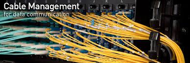 Basic of Fiber Optic Cable Management