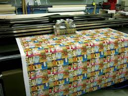 Types of Fabric Printing