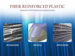 Fibre Reinforced Plastics