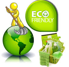 Green Janitorial Service for Healthier Workspace