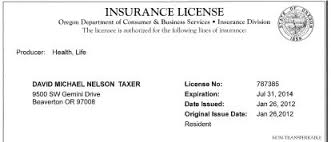 Basic Plan to Insurance License