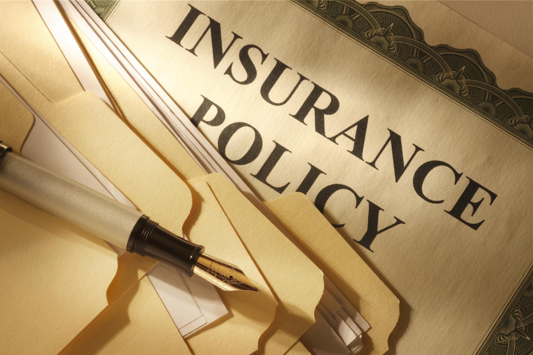 Insurance Policy Description