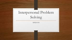 Interpersonal Problem