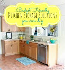 Kitchen Storage Business