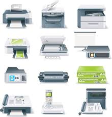 Office Machines in the Workplace