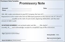 How to Avoid Promissory Note Fraud