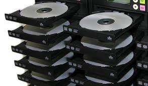 Process of CD Duplication