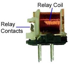 Electric Device of Relay