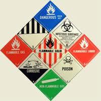 Shipping Hazardous Materials