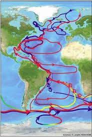 The South Atlantic System
