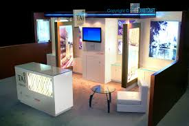 Promote with Attractive Trade Show Display