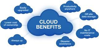 Numerous Benefits of Cloud Computing
